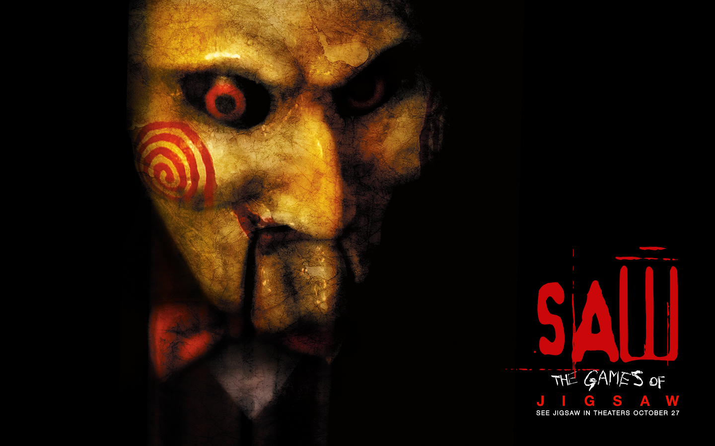 all new maze to feature a first look at lionsgates upcoming eighth saw film jigsaw debuting at the nations premier halloween events in hollywood and
