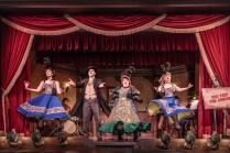 Calico Saloon Cancan Show