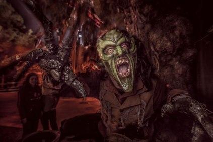 Ghost Town Green Goblin
