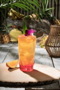 Mai Tai Cocktail from Isla Nu-Bar at Universal Studios Hollywood
