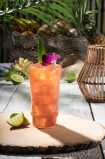 Tiki Tai Cocktail from Isla Nu-Bar at Universal Studios Hollywood