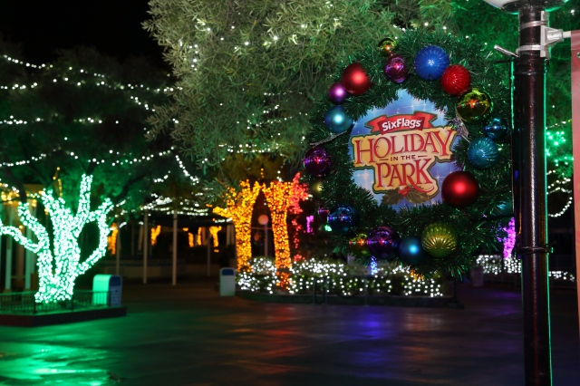 Six Flags Magic Mountain - Holiday in the Park   Photo by Greg Grudt/Mathew Imaging